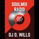 SoulMix.26NOV2019.DJ D. Wills