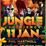 Jungle Experience january 2014