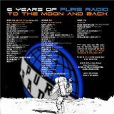 BazTheAcidMan - PURE RADIO 6th Birthday