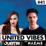 Justri - United Vibes #41 guest NAEMS