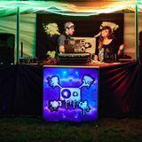 Jackie G b2b Jesse Johns - Live @ Bangarang Camp, Freeform Arts Festival