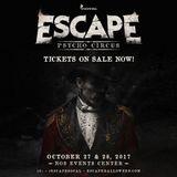 REZZ @ Escape Psycho Circus, United States 10/27/17