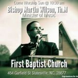 Put for Your Grace - Bishop Martin Wilson