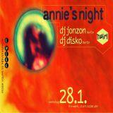 DJ JONZON – DJ DISKO 28.01.1995 E-WERK BERLIN  – Tape B (3)