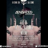 NORBAK @ Advanced Club - Sala Cosmos (Sevilla) [10.10.2014]