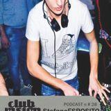 Club Vision#28 - Stefano Esposito (Local Talk, Four Fingers Hand, Napoli)
