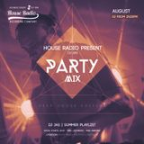 DJ Jas - Party Mix - Deep House Edition - Summer Playlist