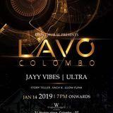 Lavo Colombo Live set - Storyteller