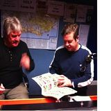 KFMI - FA Cup Winning Football Legend Phil Parkes (QPR & West Ham GK) talks to Julian Cooper