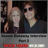 Dennis Dunaway Interview (Alice Cooper Group) - Part 2