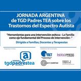 Dra. Alexia Rattazzi en la Jornada Argentina TGD Padres TEA 2018