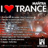 I Love Trance EP 12 mixed by Dj Mantra