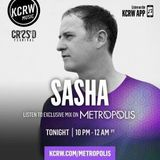 Sasha - Metropolis Guest Mix KCRW Radio - 01-Mar-2018