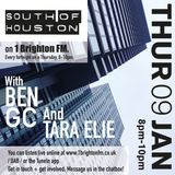 South of Houston - Thursday 19th January 8-10pm - Ben GC & Tara