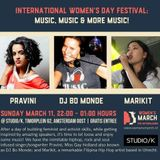 International Women's Day 2018 Festival Mix