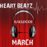 HEART BEATZ - MARCH - 2016 - by N LOCOS