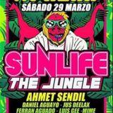 Ahmet Sendil Sunlife the jungle @ Pacha La Pineda 29-03-14