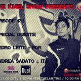 Pedro Leite - The K-Mel Show - Cuebase FM - 18-11-2013