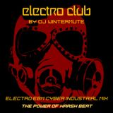 ELECTRO EBM CYBER INDUSTRIAL MIX - THE POWER OF HARSH BEAT by DJ WINTERMUTE
