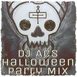 HALLOWEEN PARTY MIX|DJ ACS