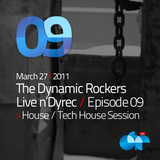 LIVE n'DYREC Radio Show – Episode #09 – House / Tech House Session