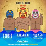 Hameed Laweed, Hallex M, Franck Leymeregie LIVE at Calle Ocho (August 24th) Mix 2