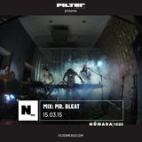Nómada 15.03.2015: Mix x Mr. Bleat