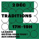 Radio Où êtes-vous toutes? aux Urbaines: Traditions