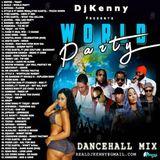 DJ KENNY WORLD PARTY DANCEHALL MIX DEC 2018 [MIXCLOUD EXCLUSIVE]