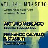 Fernando Calvillo & Stasik T @ GWM Radio Groove Connection Vol. 14 (May 25th, 2016)