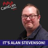 It's Alan Stevenson! 5 Mar 2018