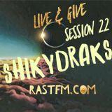 Live and Give 22 rastfm