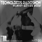 Boyan Hoof  - .:[ TECHNO PODCAST  ΗΧΩ 20 ]:.  at  TECHNOLOCOS RADIO
