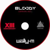 Bloody XIII Anniversary - Electro Place (Mixed by Wally-M)