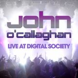 John O'Callaghan LIVE @ Digital Society 27 May 2018