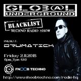 Blacklist #21 by Drumatick  (2.11.2018)