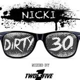 Dirty 30 Birthday Mix