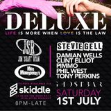 Deluxe June 2017 Promo Mix by Stevie Gell