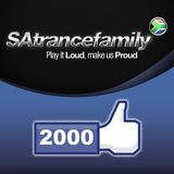 SAtrancefamily 2,000 Facebook 'Likes' Tribute - Mashup Madness (Mixed by Mark McSee)