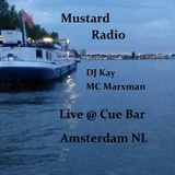 Mustard Radio Live @ The Cue Bar 28th September 2014 - DJ Kay & MC Marxman