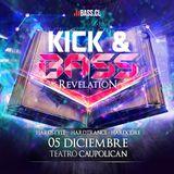 Ariel Beat & Jofrexh @ Kick & Bass (05-12-2014)