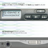 DJ David X - Housejacka [Recorded 1999]