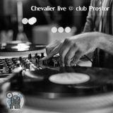 Chevalier live vinyl set @ club Prostor, Herceg Novi