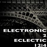 Electronic to eclectic - April 2012