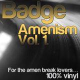 Badge - Amenism