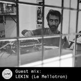 Guest mix: LEKIN (Le Mellotron)