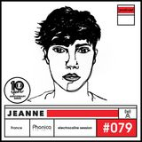electrocaïne session #079 - Jeanne