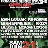 Walk Electronik @ Domaine de Serre d'Avène (30) - Reperkut ID Records - 21/06/2014