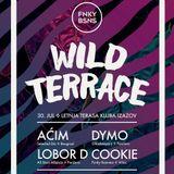 Wild Terrace @ Klub Izazov, Vrsac