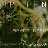 Space Garden - Crystal Clouds Top Tens 208